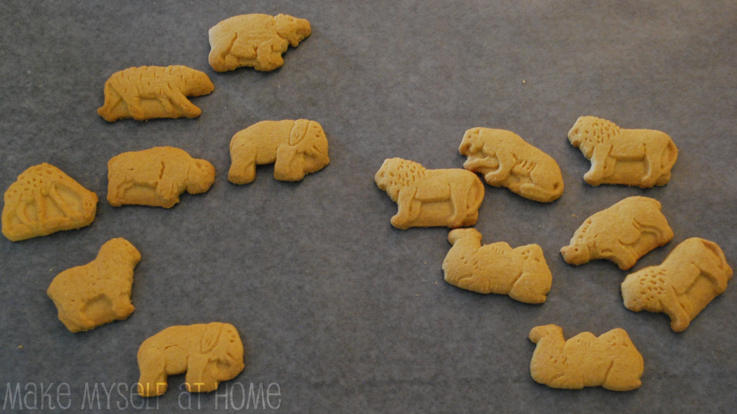 Animal Cracker Recipe — Dishmaps