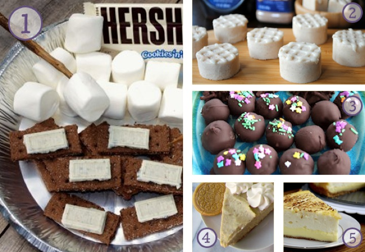 Sweet Tooth Friday Favorites: Dessert Recipes